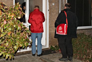 2011 - Dit jaar begonnen we met de buurtonderzoeken...