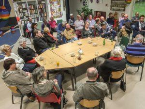 2016 - maart - De afdelingen Hellevoetsluis, Brielle en Westvoorne worden samengevoegd tot PvdA Voorne.